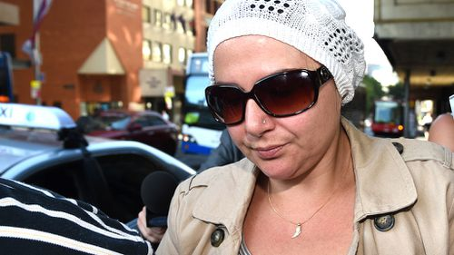 Monis's ex-wife detailed shooting fears in failed AVO bid
