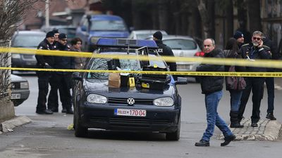 Kosovo politician gunned down amid war crime retrial