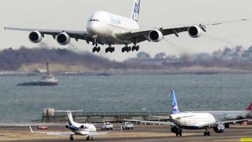 A Virgin Atlantic flight had to make an emergency landing at Boston Airport.