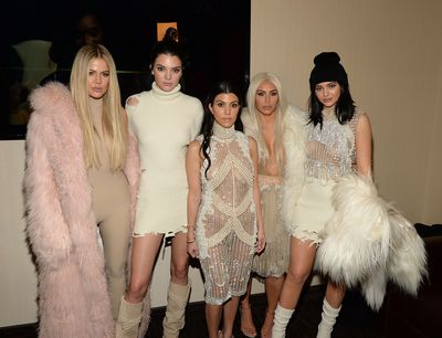 <strong></strong><strong>4: The Kardashians/Jenners, Los Angeles</strong>