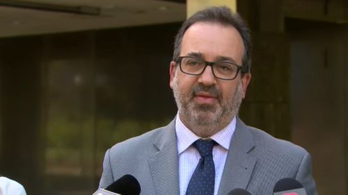 Attorney-General Martin Pakula addressed the reports this afternoon.