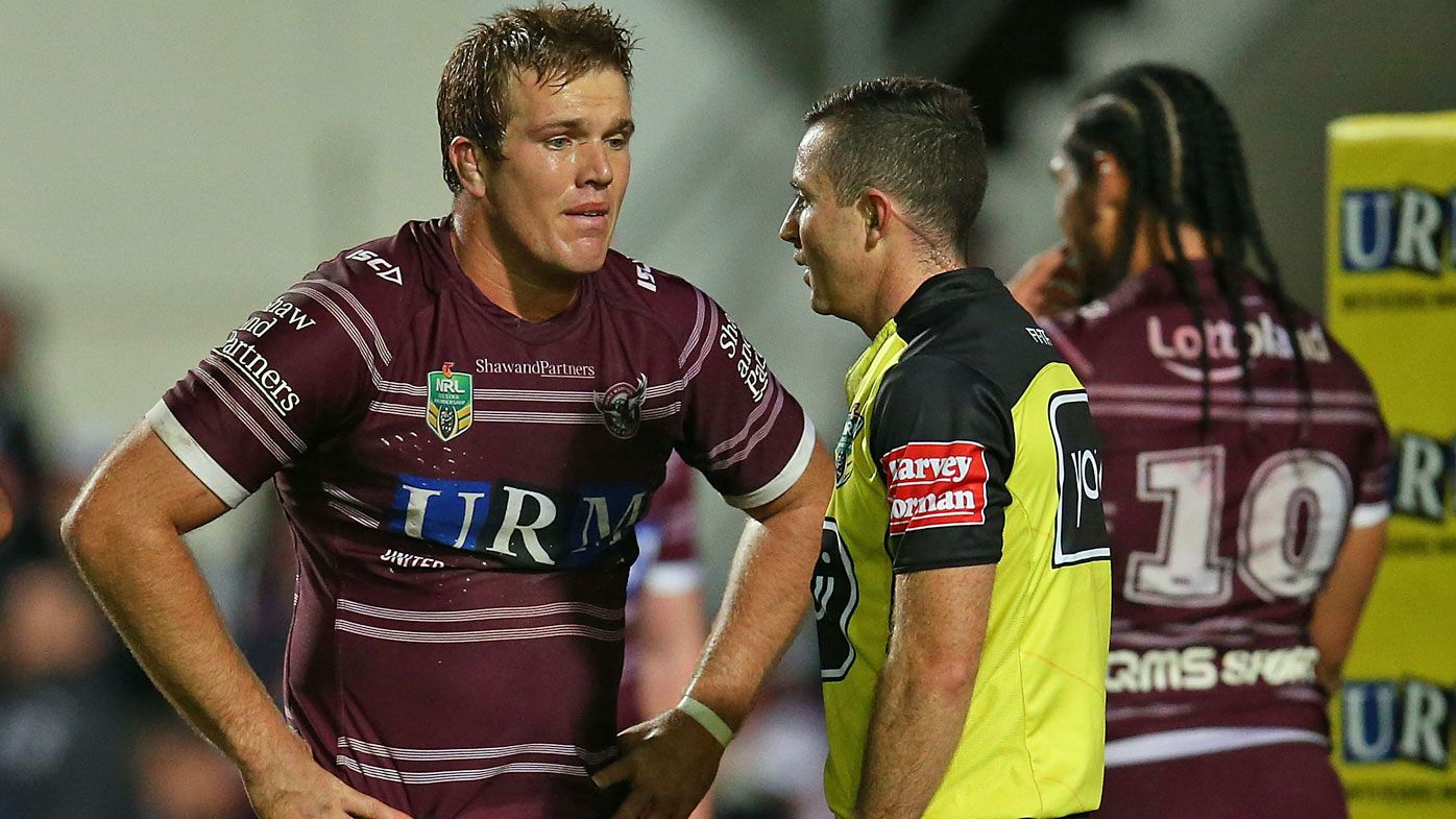 Late penalty gifts victory to Melbourne Storm over Manly Sea Eagles