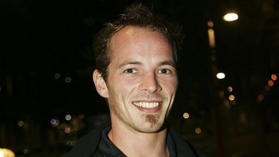 Dieter Brummer at the Australian launch of Microsoft's new console Xbox 360 at Studio 54 in 2005 in Sydney, Australia.