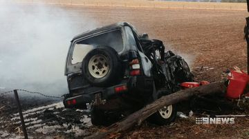 police safety appeal after fatal crash in the riverina
