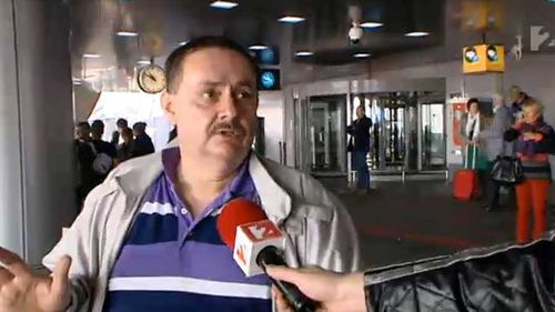 Vilma's husband Janos received a US$6 million settlement (TV2)