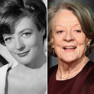Maggie Smith: 1967 and 2016