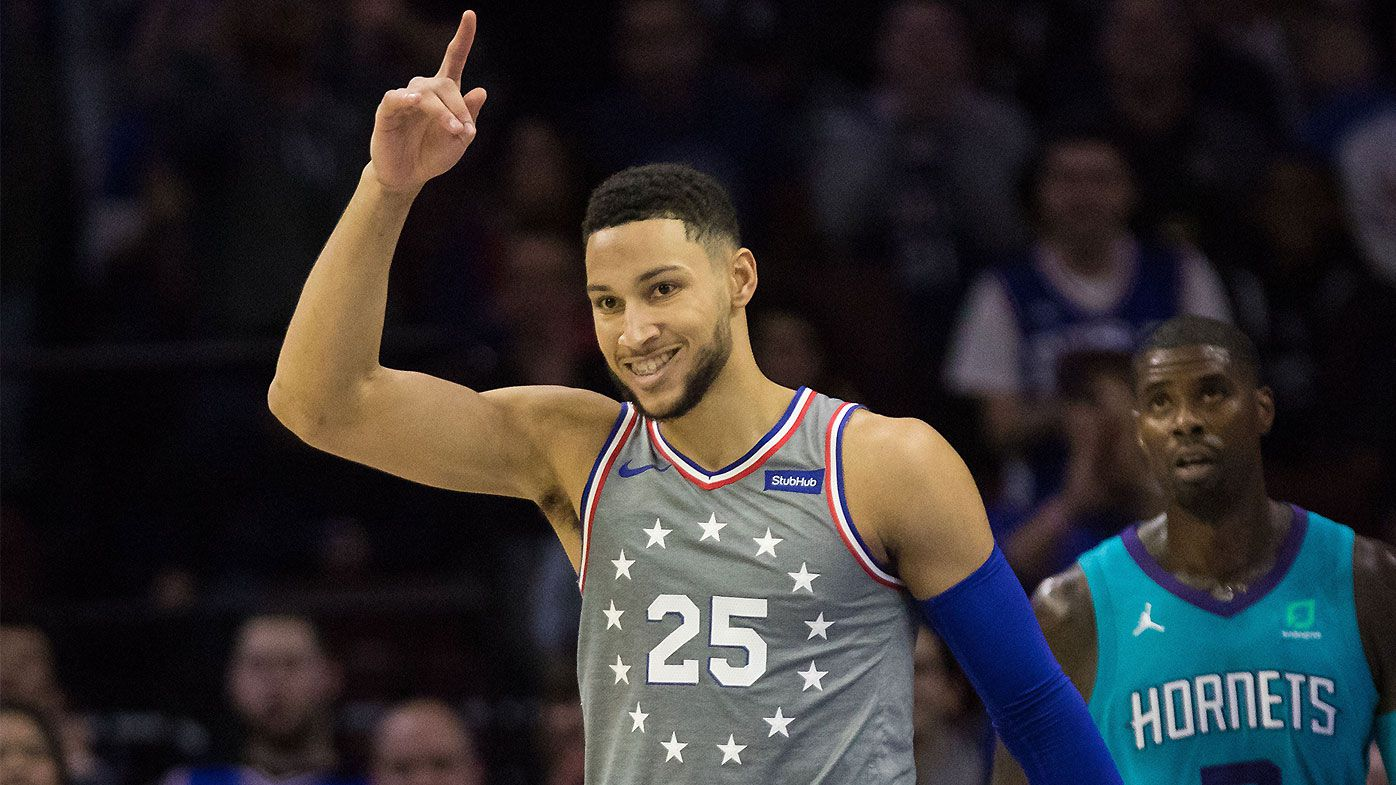 Miraculous Ben Simmons defensive double-play hands Sixers overtime win over  Hornets 7ad6a93f6