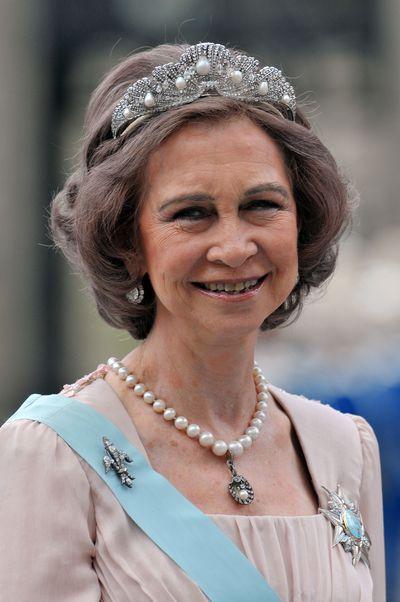 The Mellerio Shell tiara