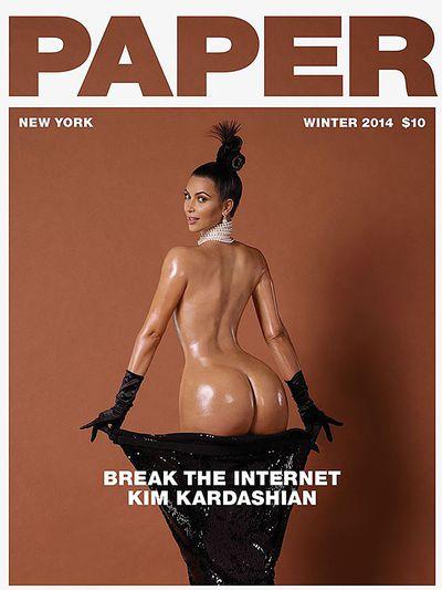 <p>Kim Kardashian, 2014</p>