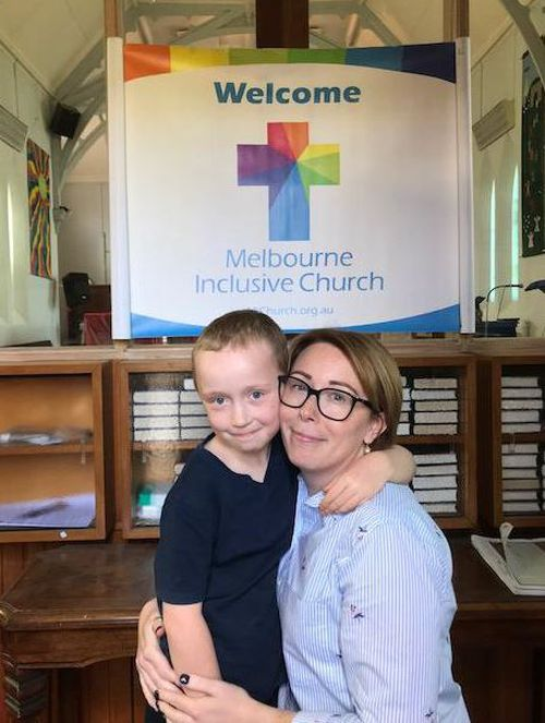 "The Melbourne Inclusive Church ""has saved"" the family."