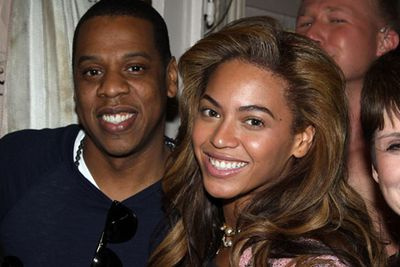 If these two ever split, Hollywood would probably shatter and cease to exist. They started dating in 2002, married in 2008, and gave birth to little Blue Ivy Carter in January 2012. Bee and Jay are everyone's favourite musical couple.