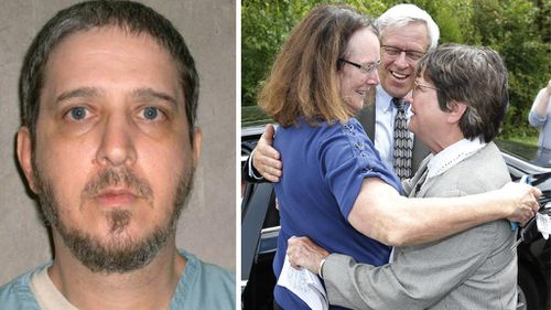 Richard Glossip granted last-minute stay of execution following evidence concerns