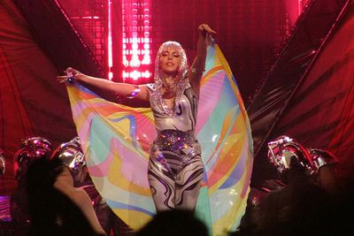 <i>Showgirl: The Homecoming</i> tour (2007)<br/><br/>Image: Getty