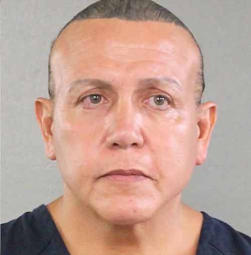 Cesar Sayoc is a DJ, body builder and pizza delivery guy. He is also accused of sending 14 pipe bombs to prominent Democrats around the US.