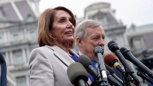Ms Pelosi purposely avoided – and encouraged most fellow Democrats to avoid – any talk of impeachment during the election, believing it would hurt them instead of help them.