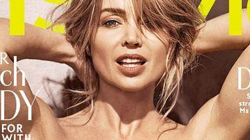 45-year-old singer shares breathtaking image