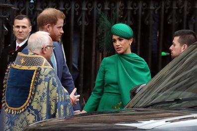 Harry and Meghan Commonwealth 2020