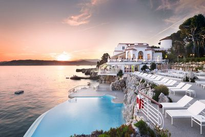 <strong>Hotel du Cap-Eden-Roc, Antibes, France&nbsp;</strong>