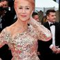 Helen Mirren debuts the hair colour of your dreams at the Cannes Film Festival