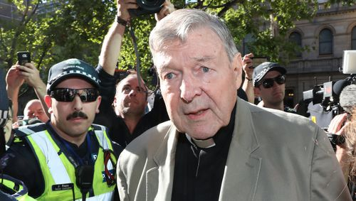 Former Vatican treasurer Cardinal George Pell appeals against abuse convictions