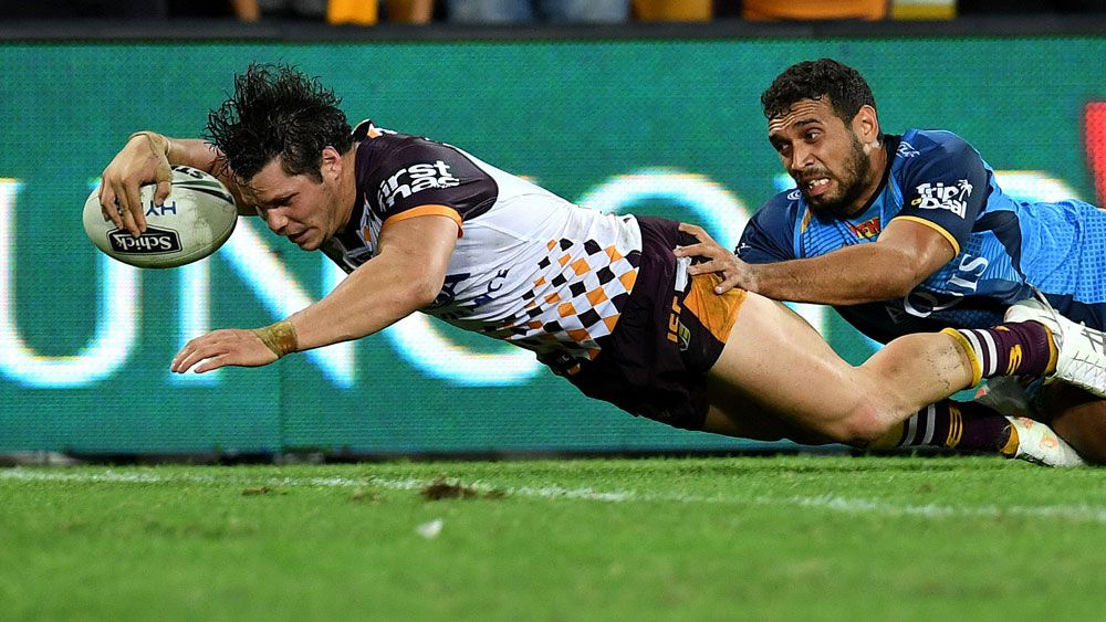 Experienced Broncos clinch win over Titans