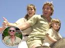 Bindi Irwin, Bob Irwin, Steve Irwin, Terri Irwin
