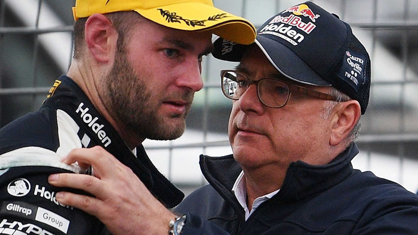 Fans played role in icon's demise, claims Red Bull Holden Racing Team boss