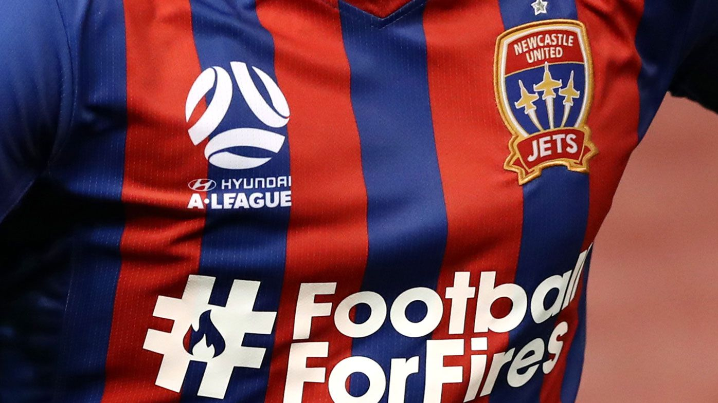 Newcastle Jets player tests positive for coronavirus