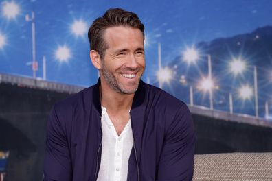 Ryan Reynolds attends the press conference for Seoul premiere of 'Deadpool 2' on May 2, 2018 in Seoul, South Korea.