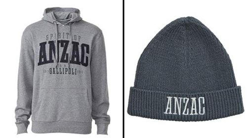 UPDATE: Target forced to pull 'inappropriate' Camp Gallipoli products