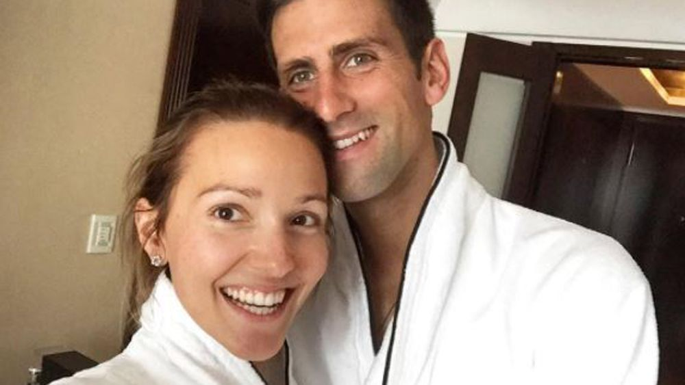 Novak Djokovic becomes a dad again, wife Jelena gives birth to girl named 'Tara'