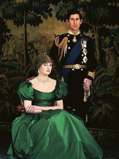 Prince Charles Princess Diana royal wedding
