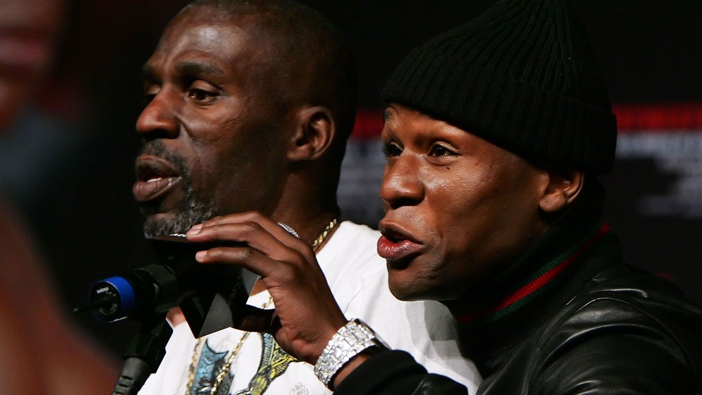 Legendary boxing cornerman Roger Mayweather dies, Floyd Mayweather shares tribute