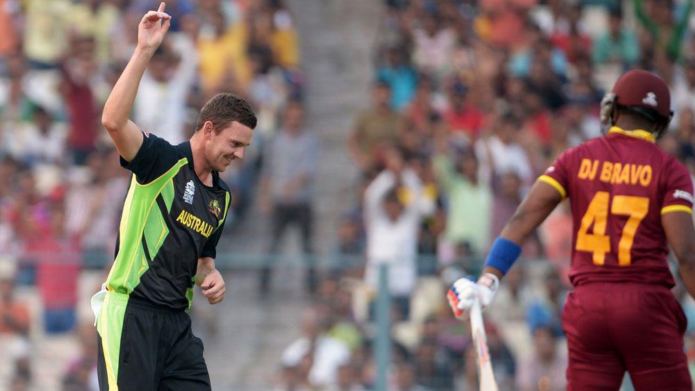 Aussies beaten by Windies in T20 warm-up