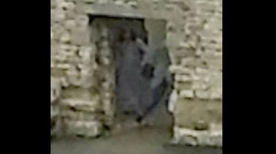 "The Grey Lady has haunted an English castle in the West Midlands for centuries. Earlier this month a British couple came forward after taking a photo they believed showed the fabled spook. Our question - who sticks around to take a photo of that?<br><br><a href=""http://www.9news.com.au/world/2014/10/08/14/11/ghost-caught-on-camera-at-english-castle"">READ THE FULL STORY</a>"