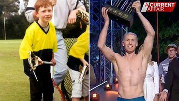 From bullied boy to Ninja Warrior's first Aussie champion
