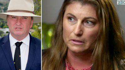 'I wasn't brought up to run away': Joyce accuser's 'frightening' ordeal