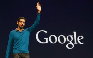 Google CEO throws support behind Apple in FBI encryption battle