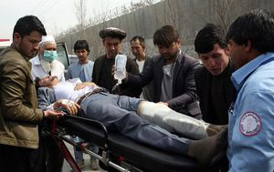 Gunmen kill at least 27 at memorial in Kabul, Afghanistan after Taliban truce