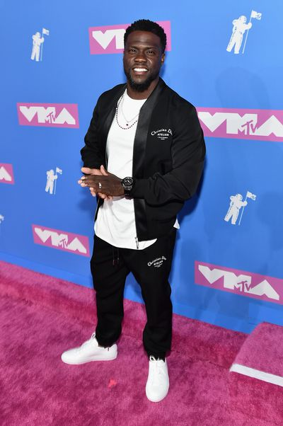 Kevin Hart at the 2018 MTV Video Music Awards