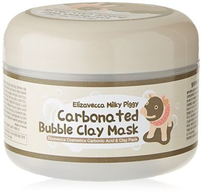 "<a href=""http://stylestory.com.au/products/acne-prone-2/elizavecca-milky-piggy-carbonated-bubble-clay-mask/"" target=""_blank"">Elizavecca Milky Piggy Carbonated Bubble Clay Mask, $19.95</a>"
