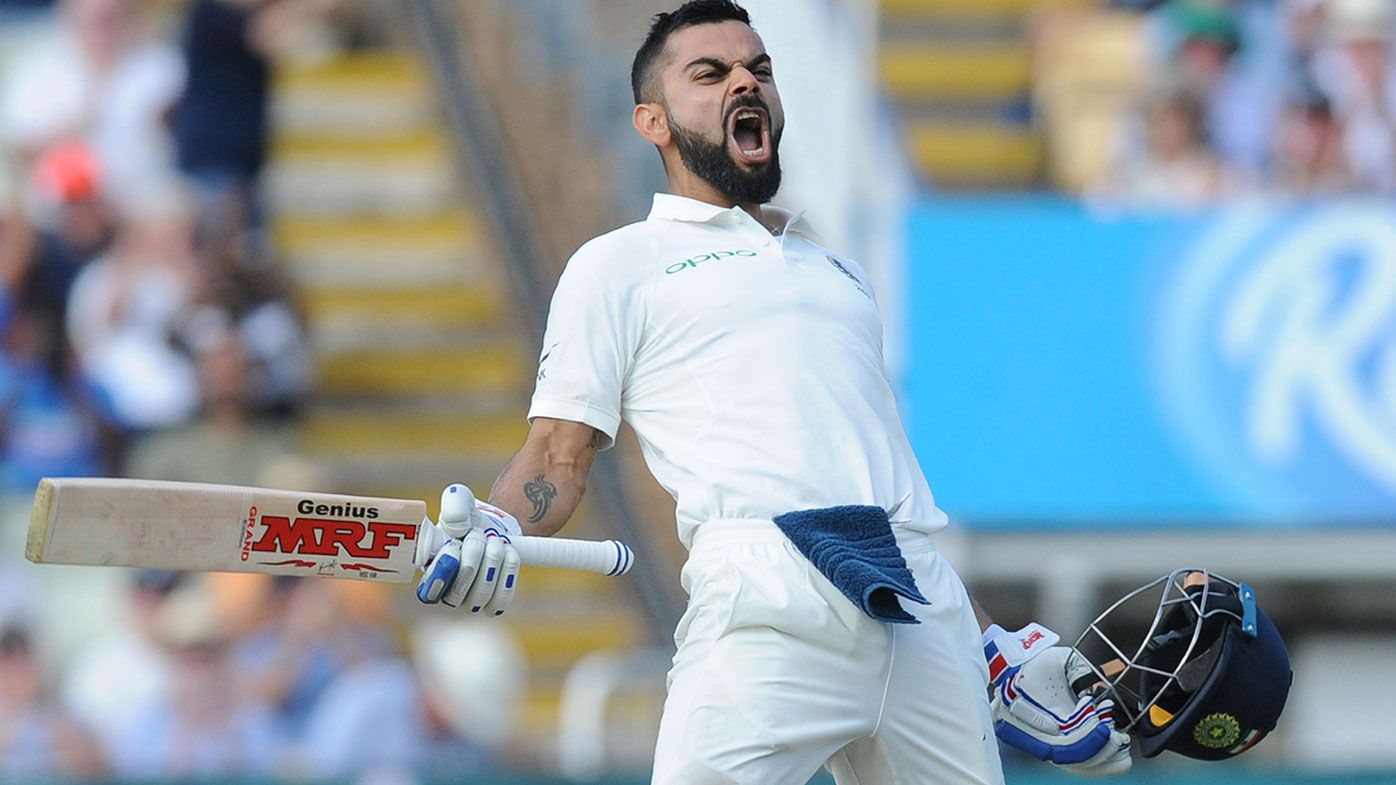 India takes control of 1st Test vs England