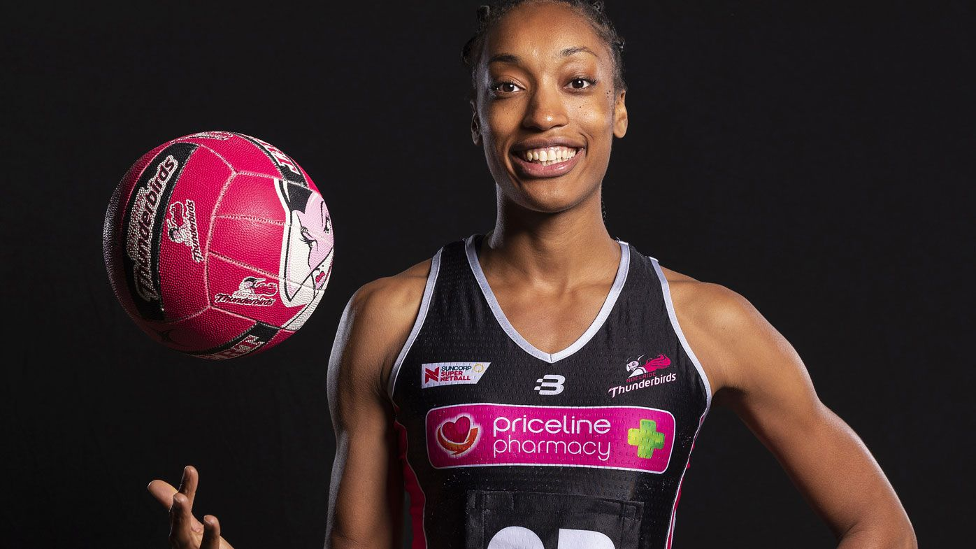 How new Adelaide Thunderbirds recruit Layla Guscoth juggles careers in netball and as a doctor