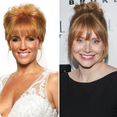 Jules and Bryce Dallas Howard
