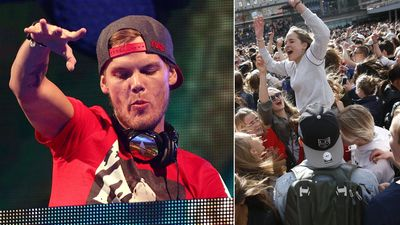 Avicii fans gather in Sweden to remember DJ