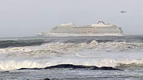 Cruise Ship Viking Sky: Passenger describes 'frightening