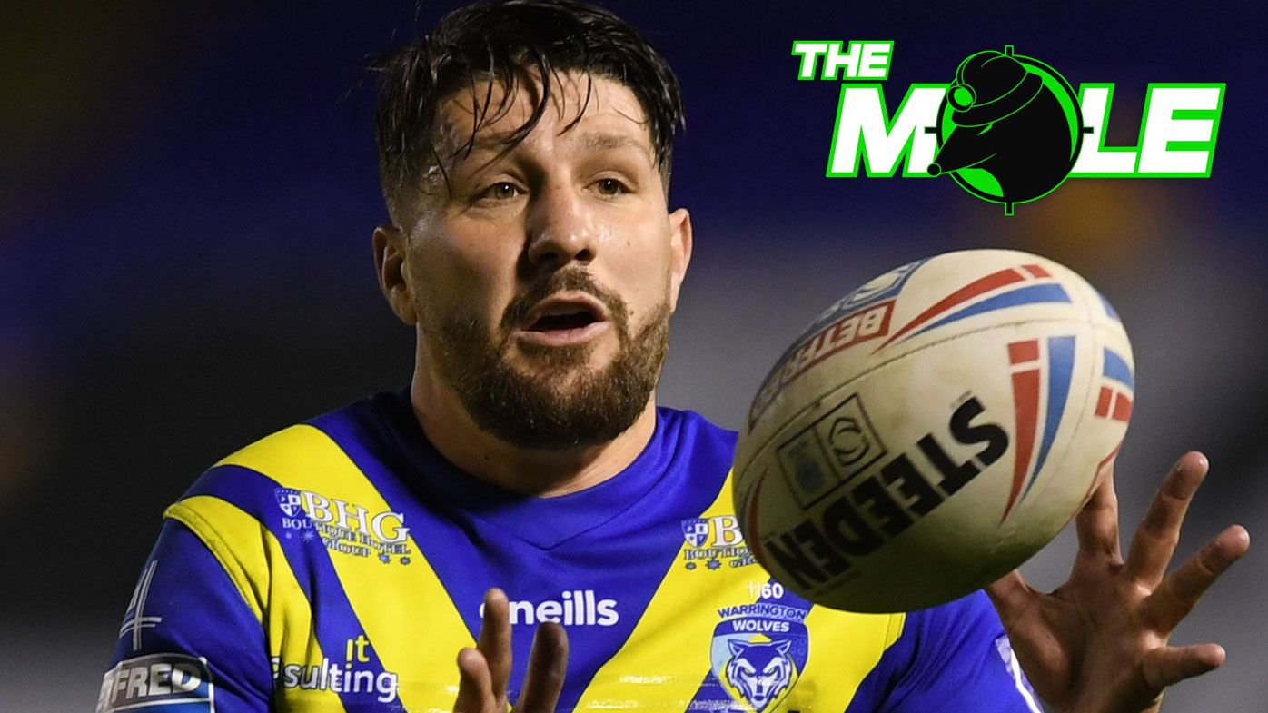 The Mole: Why there's no takers yet in NRL for half-price English star Gareth Widdop