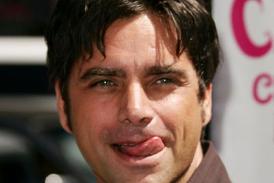 "At least that's what happened with former Beach Boy and TV heartthrob John Stamos, when he appeared on <i>Mornings with Kerri Anne</i> in 2007 as part of a press junket for his new role in <i>E.R.</i> <br/><br/>While it was obvious to most viewers that he'd enjoyed a few too many, Stamos continually complained of being ""jetlagged"" during the interview and went on to accuse the journalist who'd interviewed him the previous day of having a ""small penis""."
