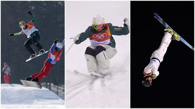 The best Aussie moments from the Winter Olympics