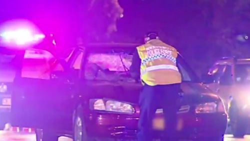 Police investigations are ongoing. (9NEWS)